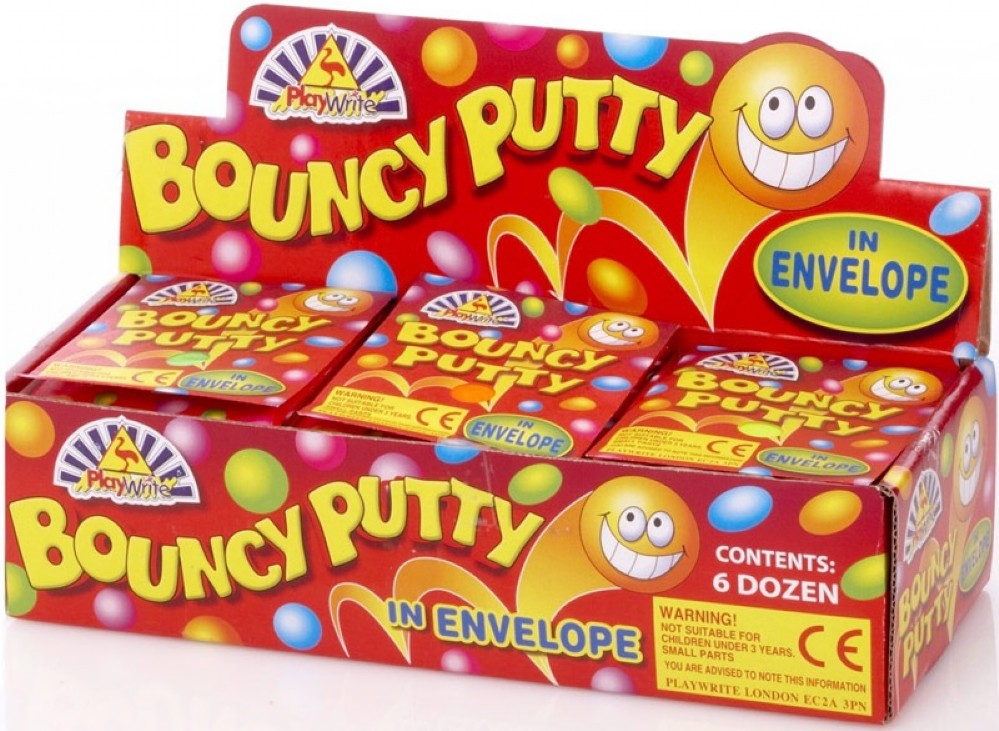 Bouncy Putty Wholesale Toys