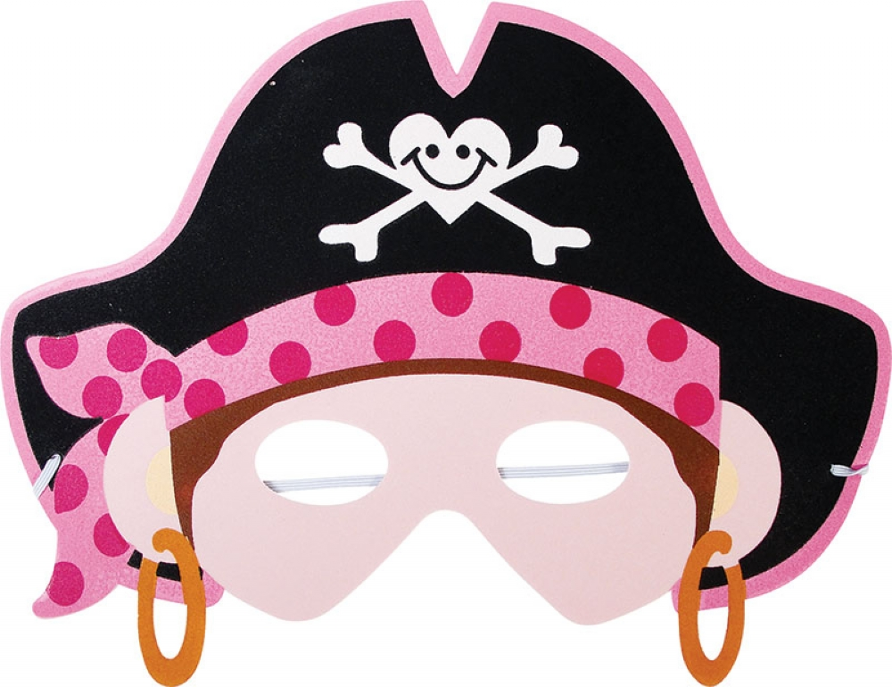 Маска для пирата