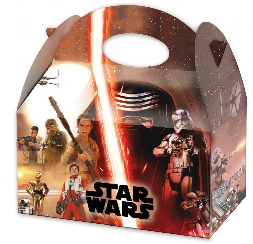 Star Wars Food Boxes